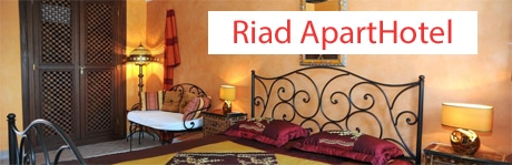 Riad Hotel apartments in Cap d'Agde